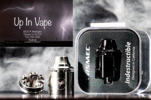 The Wismec Indestructible Atty by Jay Bo Designs features the integration of several of the most innovative designs to date in rebuildable dripping systems, with a vortex flow, washer adjusted top airflow, Jay Bo Designs signature side airflow, open system terminals, and careful consideration to the entire system working in conjunction to create a premiere platform. Offering an incredible array of designs well above its price point, the Wismec Indestructible features an innovative top cap design, offering a fully adjustable vortex flow system that users can adjust via a tension fitted airflow washer. With four air-holes on each side, each measuring 2.5mm, the top airflow can provide a tremendous amount of total airflow through the chamber. The side airflow has been designed to integrate a single coil centered offset air-hole cluster, making the Indestructible a top end performer for single coil enthusiasts. Jay Bo Designs signature side airflow offers the tried and true vape experience. The Wismec Indestructible features a unique approach to post terminals, with a cyclops style center post that allows users to easily mount exotic and large coil structures, while the deck-milled negatives feature a shelf terminal design that ensures constant and true contact. Combined with the large juice wells, the Wismec Indestructible is capable of handling even the most exotic and intricate builds. Manufactured utilizing 303 Stainless Steel, PEEK insulators, and a gold plated 510 connection, the Wismec Indestructible Atty is truly one of the premiere rebuild-able dripping platforms today. e-cigarette Thornton Colorado