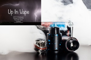 "Swav Atty RDA by Blitz Enterprises Established in 2014, Blitz Enterprises is one of the newest, most exciting vape manufacturers out there. Known for their innovative atomizer designs, Blitz Enterprises is taking over 2015 with their Hannya Postless RDA, Noxus RDA, and Swäv Atty. The Swav Atty RDA by Blitz Enterprises is an awesome rebuildable dripping atomizer for cloudchasing while maximizing taste and flavor. Adjustable bottom airflow heightens flavor for the best vape. The ""Swav Atty"" engraved juice catcher will protect you from spitback and actually dissipates excess juice back onto the coils. The Swav Atty RDA by Blitz Enterprises also includes a unique deck with a spin-free dual hole center post and copper contacts. If you're craving the most satisfying vape experience, the Swav Atty RDA by Blitz Enterprises is made for you. Vapor Shop Thornton Colorado"