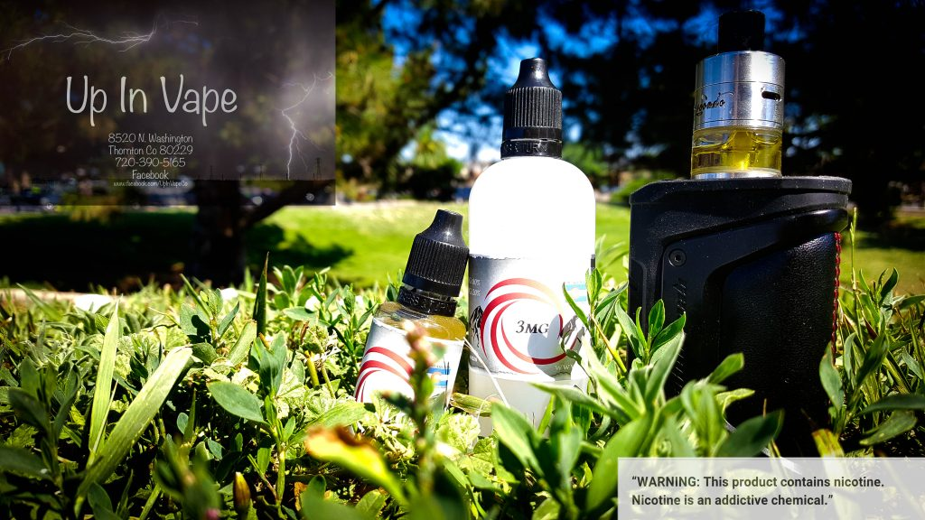 """Sale Today Thursday, For E-Juice that is So Good!!  And Check out the FireLuke Mesh Tank Sale $29.99 +Tax  30ml $6 + Tax & 120ml's $20 + Tax. All House e-Juice, from our friends at Castle Rock Vapor 0mg, 3mg, 6mg, and 12mg. """"120's 80/20 3mg and 6mg."""" While Supplies Last.  Limit one per visit. 18 Years of age and older to Vape!"""