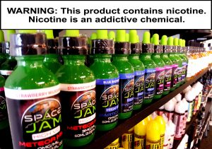 Space Jam is the highest quality e-liquid for your enjoyment. Space Jam Premium E-Liquid was created with the goal of providing an overall better vaping experience than that of the existing E-Liquids with complexities and subtleties of high quality ingredients and flavorings to bring you unique flavor profiles that serve as all-day vapes.E-Cig Thornton Colorado