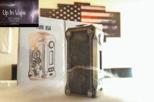 The Teslacigs Punk 85W Mod is a steampunk style 85 Watt device powered by a single 18650 battery. The Teslacigs Punk 85W Mod also features LEDs in the side panels that activate when you fire the device. The Punk 85W mod is also equipped with temperature control, memory modes, and a taste mode. The Punk 85W Mod also includes a Micro USB charging port, for easy charging on the go. Teslacigs Punk 85W Mod Features: Wattage Range: 7 - 85Watts Resistance Range: 0.1 - 3.0 Ω 510 Connection Temperature Control Memory Mode Single 18650 LED Lighted Micro USB Charge Port Includes: 1x Punk 85W Mod 1x Micro USB Cable 1x User Manual, E-Cig Thornton Colorado